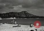 Image of Hawaiian civilians Honolulu Hawaii USA, 1941, second 5 stock footage video 65675061748