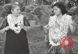 Image of Hawaiian civilians Honolulu Hawaii USA, 1941, second 2 stock footage video 65675061749