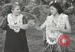 Image of Hawaiian civilians Honolulu Hawaii USA, 1941, second 3 stock footage video 65675061749