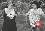 Image of Hawaiian civilians Honolulu Hawaii USA, 1941, second 4 stock footage video 65675061749