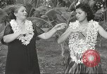 Image of Hawaiian civilians Honolulu Hawaii USA, 1941, second 5 stock footage video 65675061749