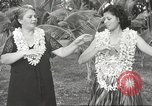 Image of Hawaiian civilians Honolulu Hawaii USA, 1941, second 6 stock footage video 65675061749