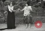 Image of Hawaiian civilians Honolulu Hawaii USA, 1941, second 8 stock footage video 65675061749