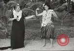 Image of Hawaiian civilians Honolulu Hawaii USA, 1941, second 10 stock footage video 65675061749