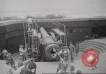 Image of 14-inch disappearing rifle at Ft. DeRussy Hawaii USA, 1941, second 6 stock footage video 65675061752
