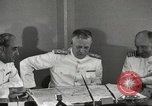 Image of Admiral Kimmel at Pearl Harbor Pearl Harbor Hawaii USA, 1941, second 11 stock footage video 65675061754