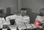 Image of Admiral Kimmel at Pearl Harbor Pearl Harbor Hawaii USA, 1941, second 12 stock footage video 65675061754