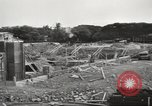 Image of construction site Hawaii USA, 1941, second 12 stock footage video 65675061755