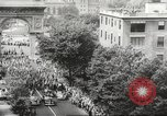 Image of military parade New York United States USA, 1942, second 8 stock footage video 65675061763