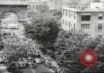 Image of military parade New York United States USA, 1942, second 9 stock footage video 65675061763