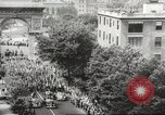 Image of military parade New York United States USA, 1942, second 10 stock footage video 65675061763