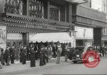 Image of International Film Festival Europe, 1963, second 8 stock footage video 65675061765