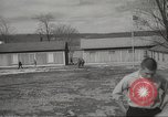 Image of job corps trainees Thurmont Maryland USA, 1965, second 6 stock footage video 65675061779