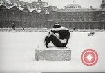 Image of snowfall Paris France, 1966, second 11 stock footage video 65675061791