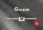 Image of Lyndon Johnson Guam, 1967, second 4 stock footage video 65675061794