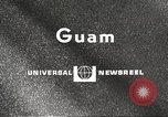 Image of Lyndon Johnson Guam, 1967, second 5 stock footage video 65675061794