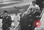Image of Lyndon Johnson Guam, 1967, second 12 stock footage video 65675061794