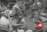 Image of bicycle transportation system Hanoi Vietnam, 1967, second 10 stock footage video 65675061795