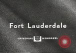 Image of American students Fort Lauderdale Florida USA, 1967, second 1 stock footage video 65675061798