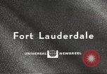 Image of American students Fort Lauderdale Florida USA, 1967, second 2 stock footage video 65675061798