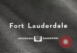 Image of American students Fort Lauderdale Florida USA, 1967, second 3 stock footage video 65675061798