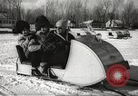 Image of World Snowmobile Championship Montreal Quebec Canada, 1967, second 9 stock footage video 65675061809