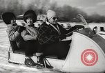 Image of World Snowmobile Championship Montreal Quebec Canada, 1967, second 10 stock footage video 65675061809