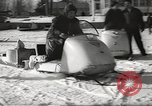 Image of World Snowmobile Championship Montreal Quebec Canada, 1967, second 11 stock footage video 65675061809