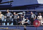Image of USS California (BB-42) Pearl Harbor Hawaii USA, 1942, second 5 stock footage video 65675061811