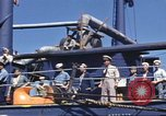 Image of USS California (BB-42) Pearl Harbor Hawaii USA, 1942, second 12 stock footage video 65675061811