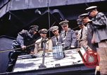 Image of shipyard officers Pearl Harbor Hawaii USA, 1942, second 2 stock footage video 65675061812