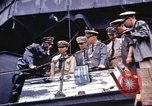 Image of shipyard officers Pearl Harbor Hawaii USA, 1942, second 4 stock footage video 65675061812