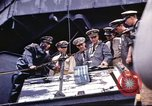 Image of shipyard officers Pearl Harbor Hawaii USA, 1942, second 5 stock footage video 65675061812