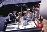 Image of shipyard officers Pearl Harbor Hawaii USA, 1942, second 7 stock footage video 65675061812