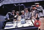 Image of shipyard officers Pearl Harbor Hawaii USA, 1942, second 8 stock footage video 65675061812