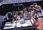 Image of shipyard officers Pearl Harbor Hawaii USA, 1942, second 10 stock footage video 65675061812