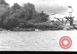 Image of attack on Pearl Harbor Pearl Harbor Hawaii USA, 1941, second 10 stock footage video 65675061818
