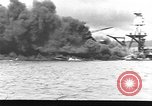 Image of attack on Pearl Harbor Pearl Harbor Hawaii USA, 1941, second 11 stock footage video 65675061818