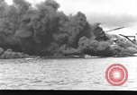 Image of attack on Pearl Harbor Pearl Harbor Hawaii USA, 1941, second 12 stock footage video 65675061818