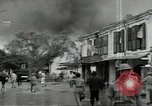 Image of fall of Singapore Singapore, 1942, second 5 stock footage video 65675061821