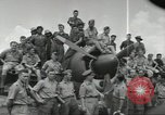 Image of Royal Netherlands Indies pilots Singapore Kallang Airfield, 1941, second 3 stock footage video 65675061822