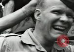 Image of Royal Netherlands Indies pilots Singapore Kallang Airfield, 1941, second 9 stock footage video 65675061822