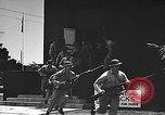 Image of U.S. marines in defensive exercises Pearl Harbor Hawaii USA, 1941, second 11 stock footage video 65675061836