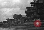 Image of Salvage and repair of the USS California (BB-44) Pearl Harbor Hawaii USA, 1942, second 3 stock footage video 65675061840