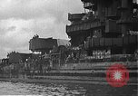 Image of Salvage and repair of the USS California (BB-44) Pearl Harbor Hawaii USA, 1942, second 10 stock footage video 65675061840