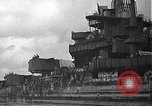 Image of Salvage and repair of the USS California (BB-44) Pearl Harbor Hawaii USA, 1942, second 11 stock footage video 65675061840