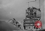 Image of United States pilots Kaneohe Bay Hawaii USA, 1942, second 9 stock footage video 65675061846