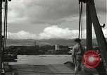 Image of civilian workers Pearl Harbor Hawaii USA, 1942, second 7 stock footage video 65675061861