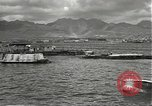 Image of dock installations Hawaii USA, 1945, second 3 stock footage video 65675061869