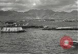 Image of dock installations Hawaii USA, 1945, second 11 stock footage video 65675061869